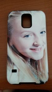 My gorgeous new phone case