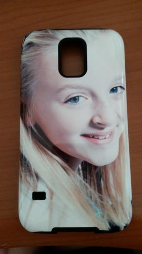 My gorgeous new phone case