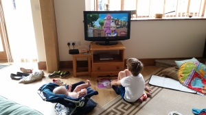 Catching up with CBeebies!