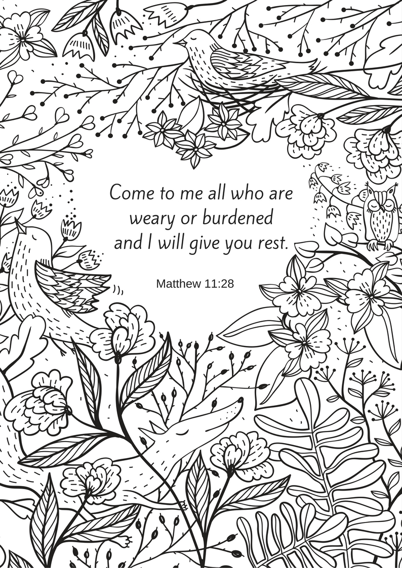 coloring pages on grief - photo#5